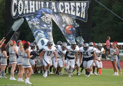Positive COVID-19 tests at Coahulla Creek lead to shifting football schedules for area teams
