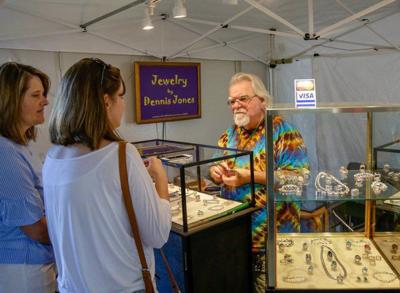 Annual festival highlights fine arts and artisan crafts