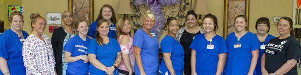 National Nursing Assistants Week celebrated
