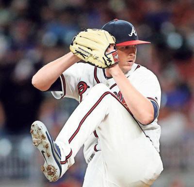 Braves reliever Brach reinvigorated since Atlanta arrival