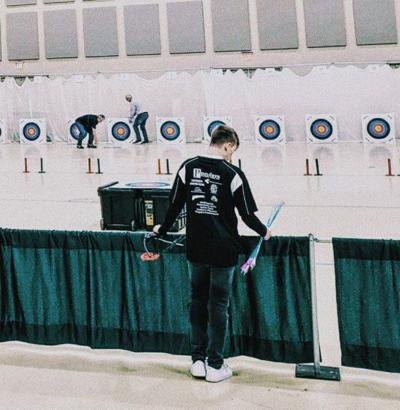 The Quarantine Chronicles: A Q&A session with Murray County archer Casey Blevins