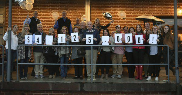 United Way meets record-breaking goal