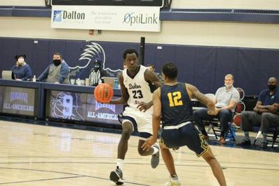 Dalton State's Wiggins named SSAC Player of the Week