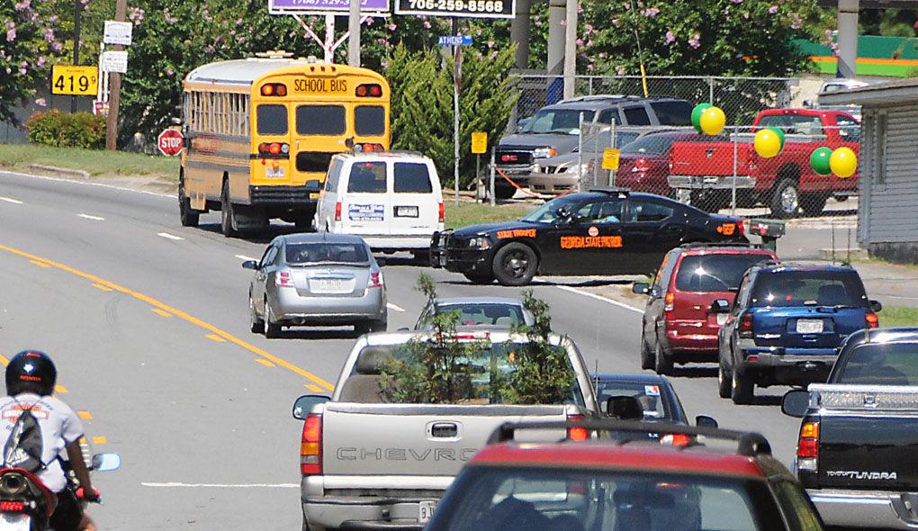 School bus:patrol car mlh.jpg