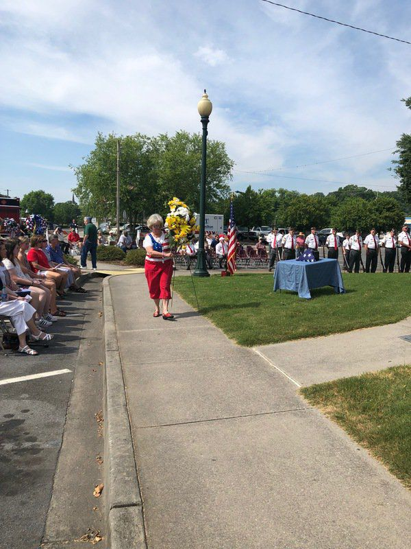 'Celebrating their choice and sacrifice': Dalton holds annual Memorial Day service