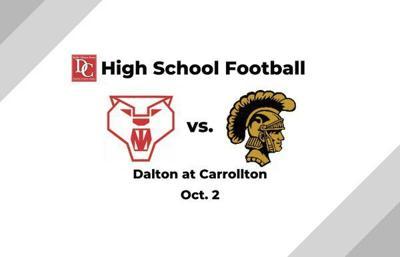 Dalton comeback bid falls short at Carrollton