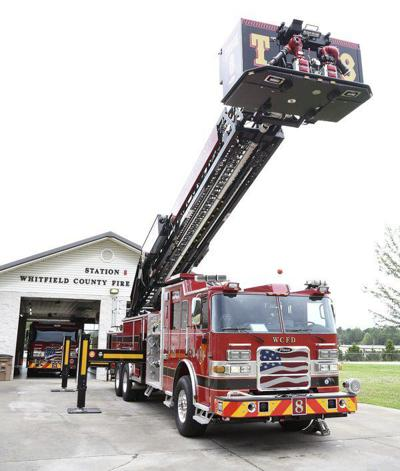 Whitfield County Fire Department S New Grade From Insurance Industry