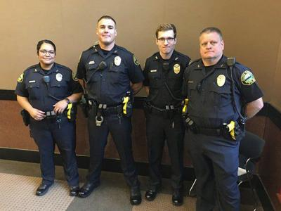 Trio of Dalton police officers confirmed at Public Safety Commission meeting