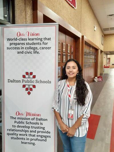 Dalton High teacher 'exemplary' yet again