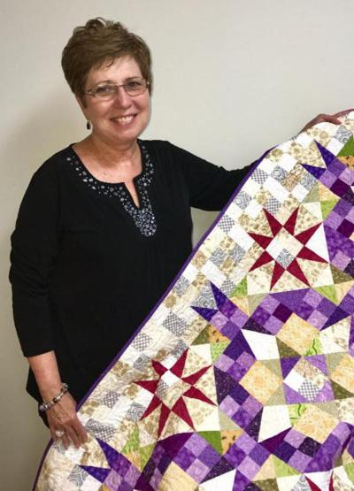 Quilt Show and Quilt of Valor presentation planned in Chatsworth