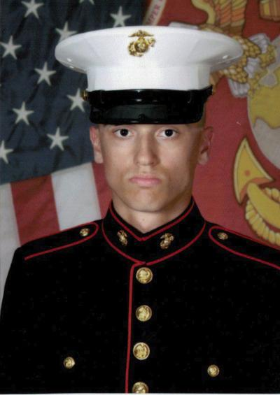 Local man graduates U.S. Marine Corps boot camp