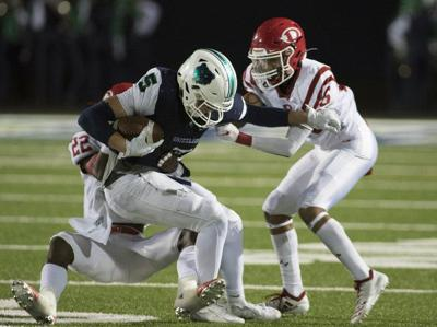 What a view: Dalton tops Creekview, remains undefeated as Gibbs scores another six touchdowns