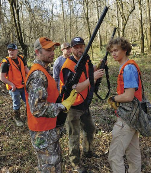 The Squirrel Master hunting competition is a classic | Local
