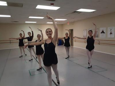 Guild dancers make adjustments for pandemic and move ahead with annual recital and concert