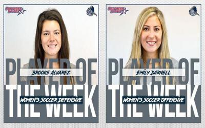 Dalton State sweeps women's soccer weekly honors again
