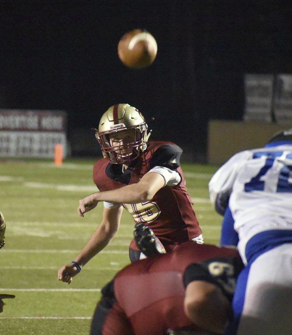Everyone's offense: Lions dominant in Homecoming game with multiple scorers, hammer Trion