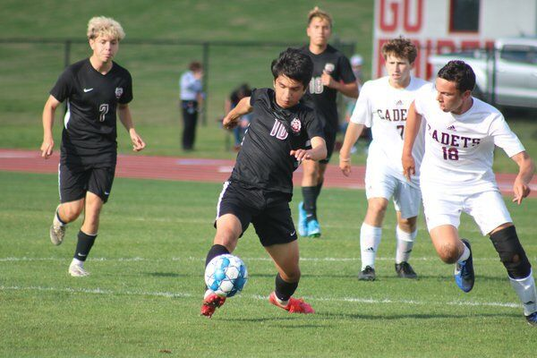 Garcia's header breaks late stalemate as Southeast defeats Benedictine 2-0 to move to Final Four