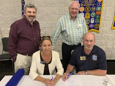 Kiwanis Club honors the late Billy Nimmons