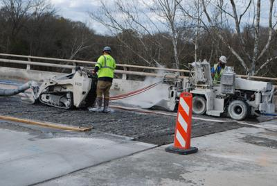 Bobby E  Parham Bridge undergoing rehab | Ga Fl News | dailycitizen news