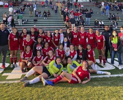 Dalton, Southeast girls advance in soccer playoffs; Creek boys reach Elite 8 in tennis