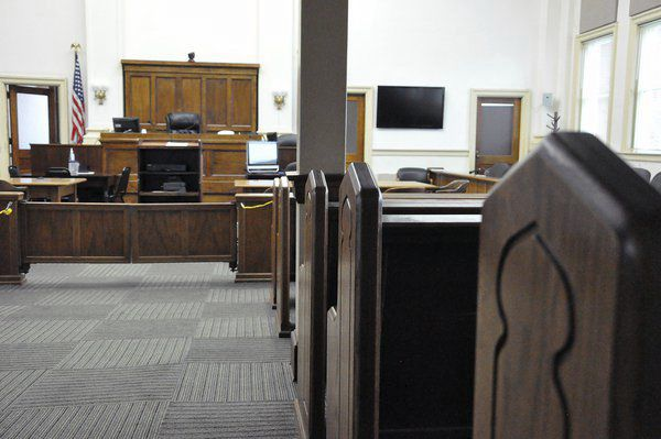 The Murray County Courthouse | Local News | dailycitizen news