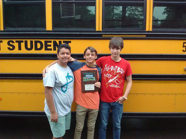 Dalton High Ffa Students Attend Summer Leadership Camp At Lake