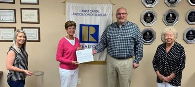 Local realtors group helps healthcare workers stay safe
