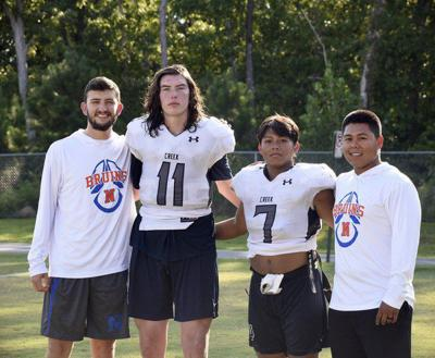 Runs in the family: Northwest, Coahulla Creek begin football season with two sets of opposing brothers