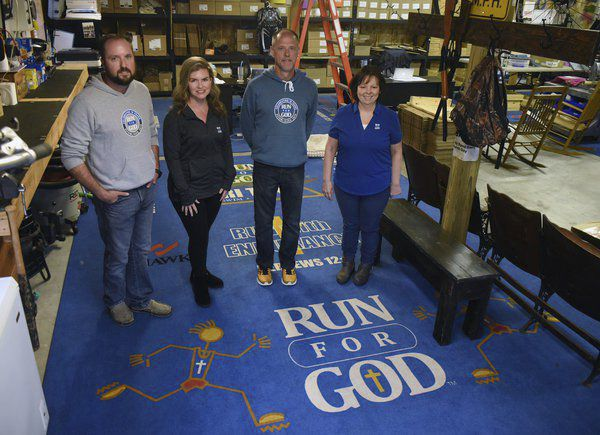 Run for God ministry sprints past 10-year anniversary