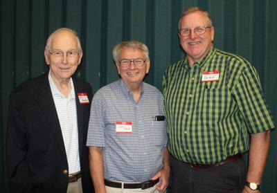 Retired educator group meets
