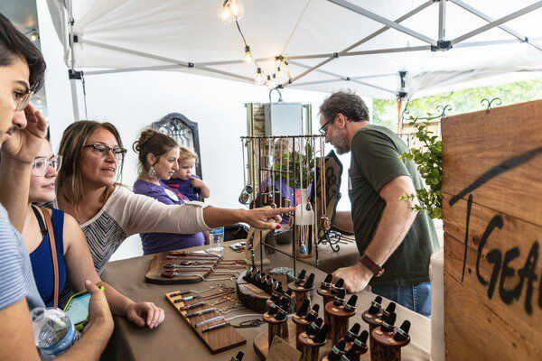 Festival, the Creative Arts Guild's gift to the community, approaching