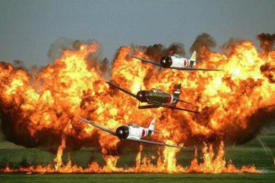 City officials say Wings Over Dalton Airshow cancellation caught them by surprise