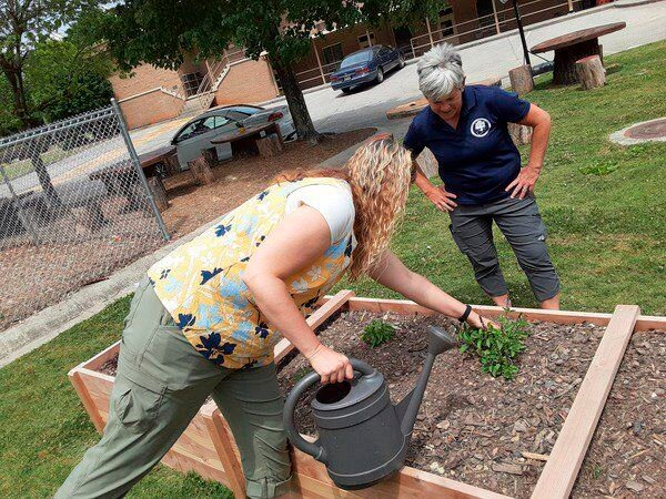Learning Tree Elementary all-in on outdoor learning