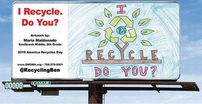 America Recycles Day Billboard Contest announced for fall 2020
