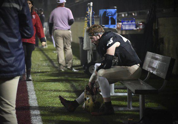 Not themselves: Christian Heritage football ends season with loss to Wesleyan in Sweet 16