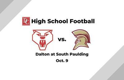 Late touchdown not enough as Dalton falls to South Paulding