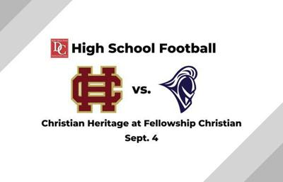 Christian Heritage leads early, but falls to Fellowship