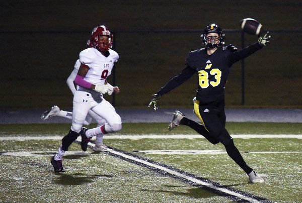 Recruitment road: North Murray wide receiver showing interest in Ivy League schools after breakout junior season