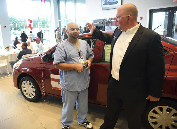 mtn. view nissan of dalton honors people making a difference in the