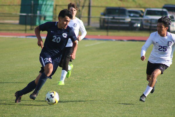 Second-half stampede leads Coahulla Creek boys over Gilmer in soccer playoffs; North Murray boys advance past West Hall