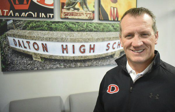 A 'Super' experience: NFL High School Coach of the Year award has been an honor for Dalton's Land
