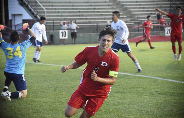 Former Dalton High soccer player nominated for national Player of the Year