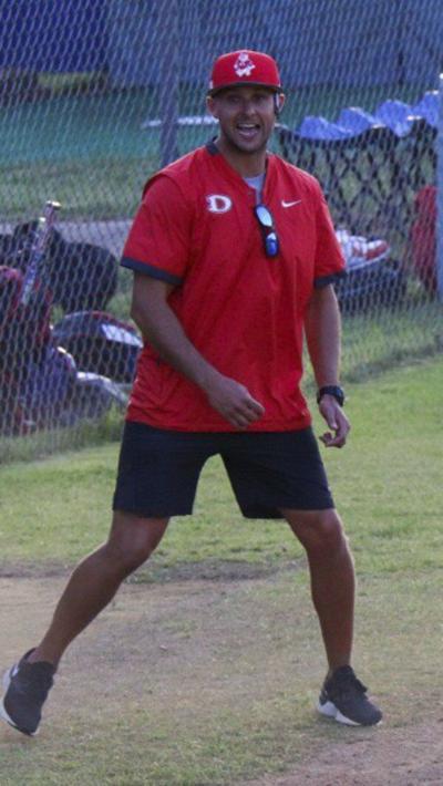 Natola makes leap from Dalton Middle, is named Dalton High's head baseball coach