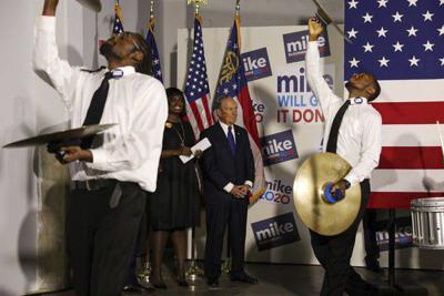 Bloomberg in Atlanta: 'I am the un-Trump'