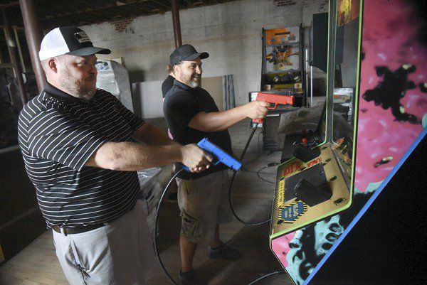Retro arcade to bring old school games, memories to downtown
