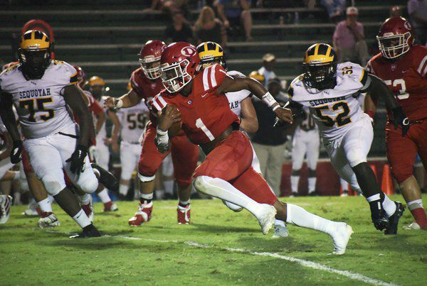 Dalton RB Gibbs named Class 6A Player of the Year
