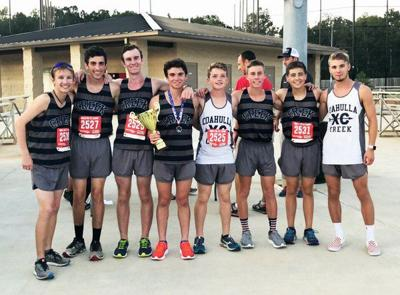 High school cross country roundup: Coahulla Creek boys finish first in another race