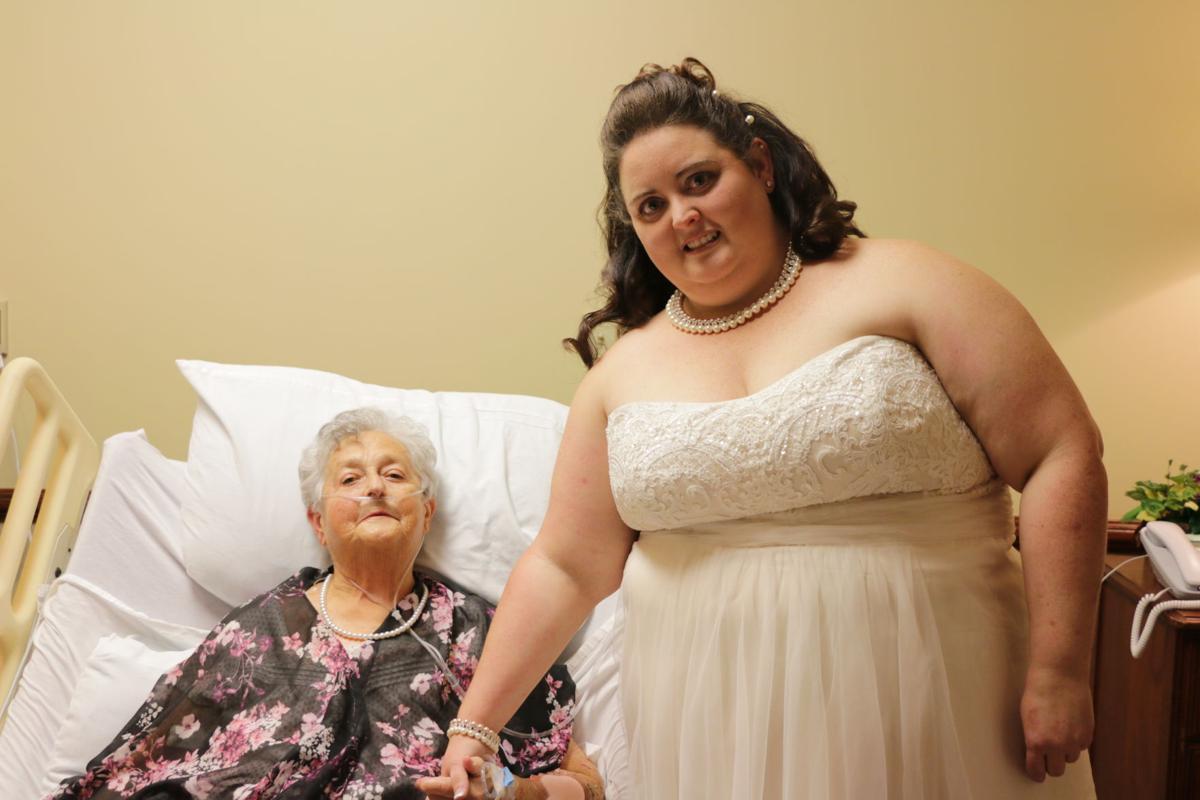 Emotional Wedding Shows Family Bond