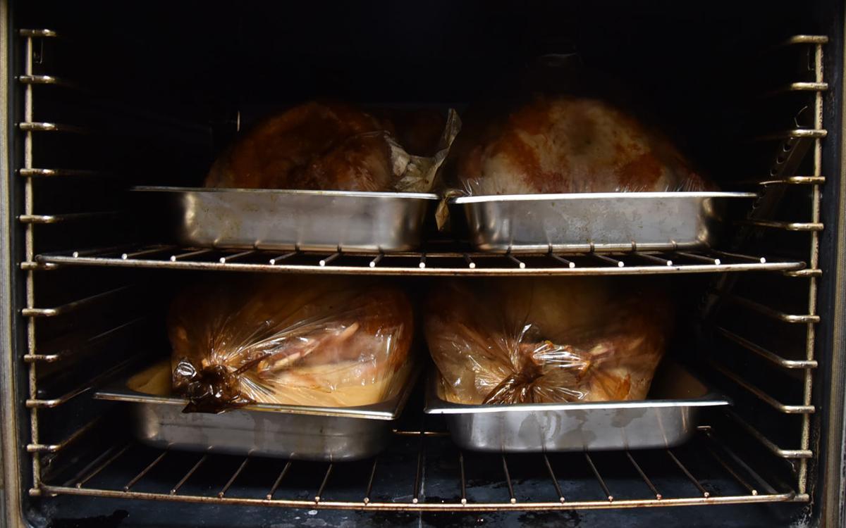 Elks Lodge Thanksgiving Dinner