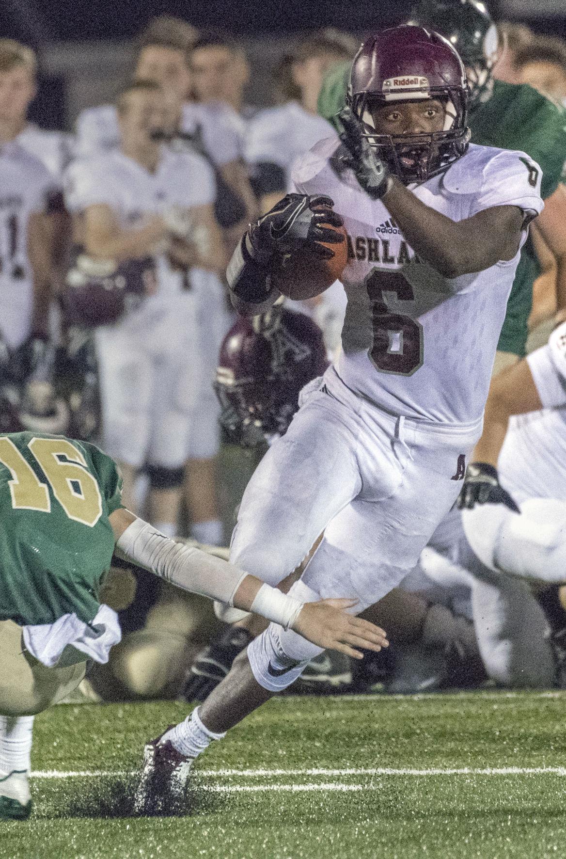 First round schedule of the North Carolina high school football playoffs is  set
